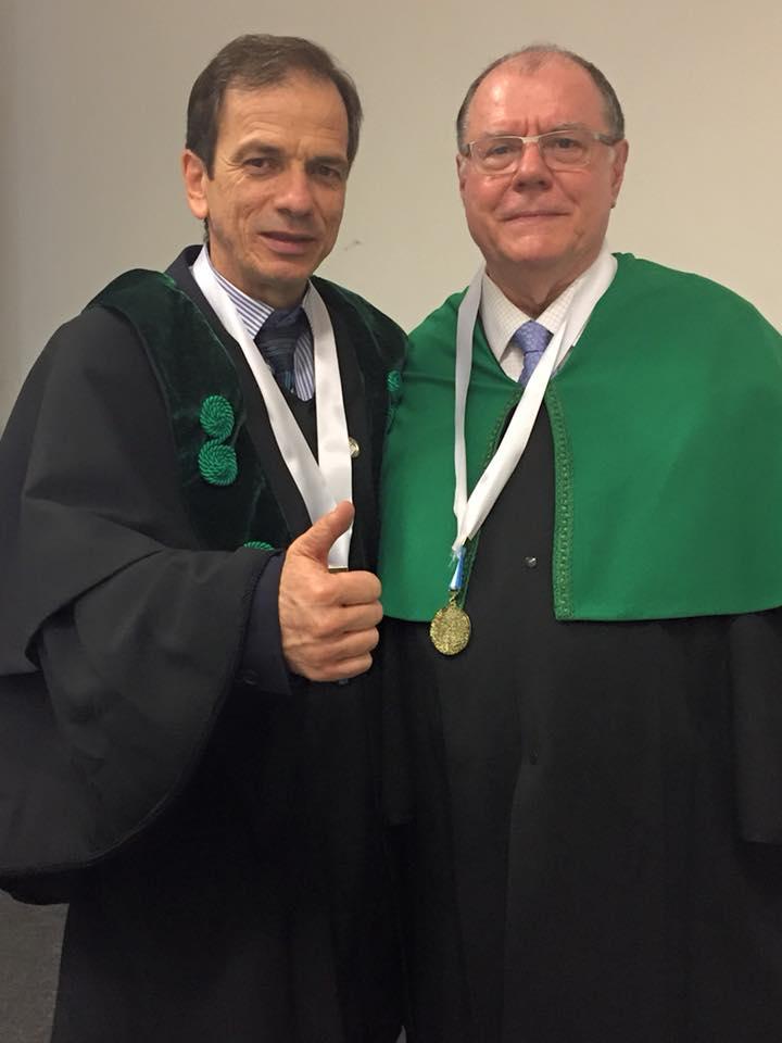Dr. Bailao e Dr Waldemar