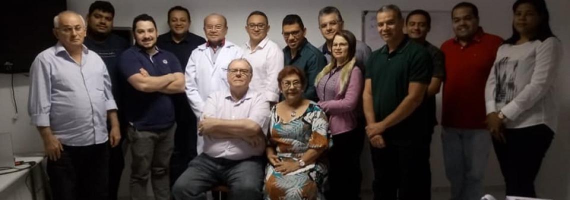 13ª Turma de Pós Graduação em Ultrassonografia Teresina/PI