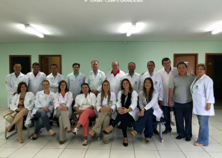 Pós Graduação em Ultrassonografia - TURMA 1 - CAMPO GRANDE / MS